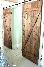 making a barn door barn door sliding fantastic making a sliding barn door on wow home making a barn door