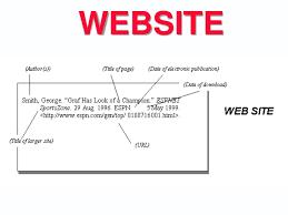 mla format citing websites in essay power point help writing  mla cite website in essay