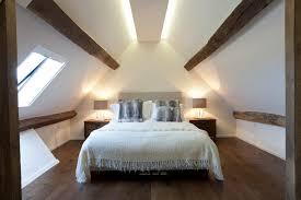 loft lighting ideas. contemporary bedroom by studio mark ruthven loft lighting ideas