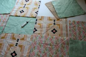 Quick, Crazy-Simple, and Fail-Free Rag Quilt Tutorial | BlogHer & how-to-make-a-rag-quilt-tutorial-baby- Adamdwight.com