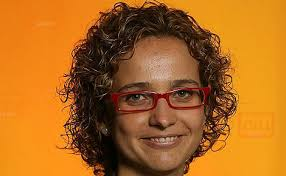 La diputada de CiU Meritxell Ruiz. Europa Press | Barcelona. Actualizado viernes 06/03/2009 11:52 horas. Disminuye el tamaño del texto; Aumenta el tamaño ... - 1236335184_0
