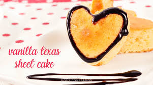 vanilla texas sheet cake white vanilla texas sheet cake a texas twist you have to try