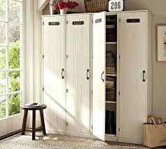 pottery barn locker furniture. Pottery Barn Lockers Storage Furniture Modular Family Locker Supplies