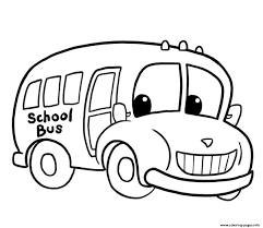Small Picture kids school bus Coloring pages Printable