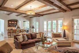 lighting for beams. Bright Ideas For Lighting Every Room Of Your Home D Magazine Family Ceiling Lights 2017 Exposed Beams