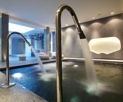 basement spa. Massage Jets In Private London Basement Spa