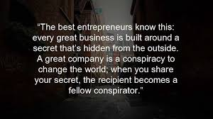 """Top 40 Quotes From The Entrepreneurship Bible """"Zero To One"""" Adorable Entrepreneurship Quotes"""