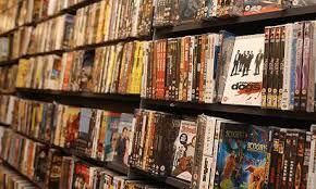 Dvd Industry In Crisis As Sales Slump Brillfilms