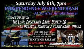 Sumtur Amphitheater Seating Chart Independence Weekend Concert And Lawn Party At Sumtur With