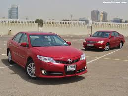 Long-term update: 2012 Toyota Camry meets 2005 Toyota Camry ...