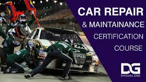 diy car repair maintenance course