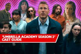 Umbrella Academy Cast Guide: Who's Who in Season 2