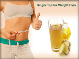 what tea helps you lose weight