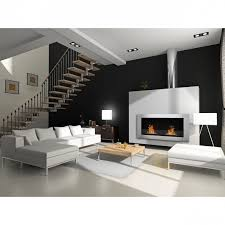 similar to electric fireplaces bio ethanol fireplaces do not require a chimney or venting