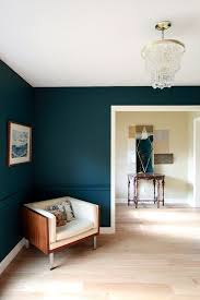 glorious color!! Benjamin Moore Dark Harbor Paint - only available in Aura  gallons.