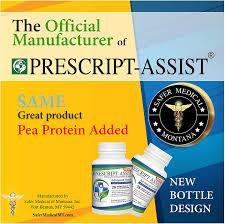 Prescript Assist Light Prescript Assist Added Pea Protein 2pack 180caps