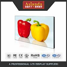 Asianda 49 pulgadas publicidad xxx video wall con software libre.