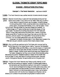 global history thematic essay global history thematic essay topic 8 20 body outline example tpt