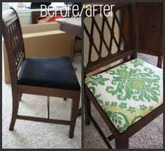 4 recover dining room chair redoing the dining chairs furniture makeover ideas dining chairs tablecloth