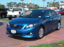 2009 Toyota Corolla S - news, reviews, msrp, ratings with amazing ...