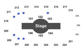 Santa Ana Star Seating Chart Cirque Du Soleil Corteo Rio Rancho Tickets 4 14 2019
