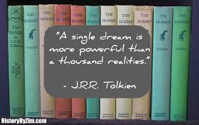 Quotes By Famous Authors Custom In Their Words JRR Tolkein History By Zim