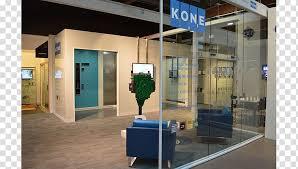 window kone doors building elevator