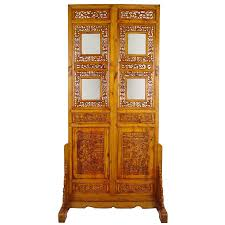 Small Picture chinese screens room dividers Chinese Antique Open Carved Screen