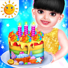 Baby Aadhya Birthday Cake Maker Cooking Game For Android