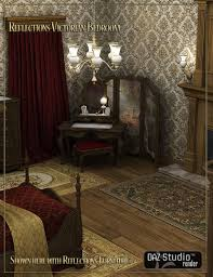 Victorian Bedroom Reflections Victorian Bedroom 3d Models And 3d Software By Daz 3d