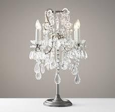 chandelier table lamp bedroom