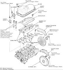 Honda accord engine diagram diagrams engine parts layouts with 96