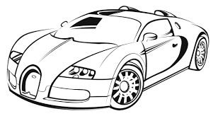 Pics For Drawings Of Bugatti