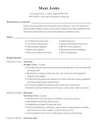Resume Cv Formats Samples For Job Sample Test Pdf Letter
