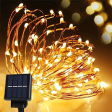 decorative string lighting. Unique String Outdoor Colorful Solar 100 LED Decorative String Light Garden Decoration  Lights With 10 Meters Cable Intended Lighting T