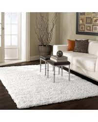 White shag rug living room Welford Shag Area Rug Rug Size Rectangle 8 10 Amazoncom New Sales Are Here 28 Off Welford Shag Area Rug Rug Size