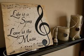 Quotes About Art And Music 40 Quotes Beauteous Musical Love Quotes