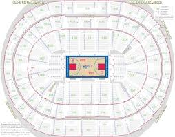 Wells Fargo Center Philadelphia Seating Chart With Seat