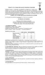 formato de informe en word microsoft word formato de como presentar un informe