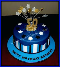 50th Birthday Cakes For Man 50th Bday Cake Ideas For Him