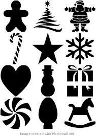 50 Free Printable Christmas Stencils Creating Vinyls Christmas