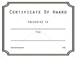 Free Award Certificate Templates For Students Awesome Certificate Free Award Certificates Music Templates Juegame