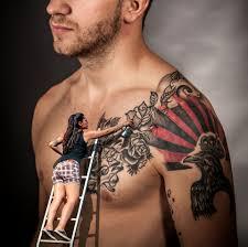 Wicked 13 Tattoo