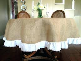 round fabric tablecloths round burlap tablecloths burlap natural round tablecloth round burlap table cloth with