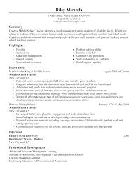 An Example Of A Good Resume Objective For Resumes Job Objective In ...