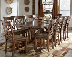 Dining Room Table Sets Leather Chairs Collection Cool Decorating