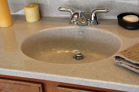 solid surface countertop photo 4