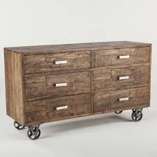 industrial loft furniture.  industrial brooklyn industrial loft 6 drawer dresser intended furniture
