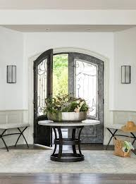 round foyer entry tables best table ideas on entryway