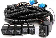 boss plow parts ebay Boss 16 Pin Wiring Harness boss msc08001 truck side snow plow 13 pin 5 relay wiring harness boss 16 pin wiring harness
